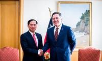 Intensification des relations entre le Vietnam et le Chili