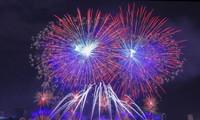 Danang: festival de feux d'artifice 2019