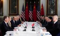Commerce États Unis-Chine: reprise des pourparlers à Pékin
