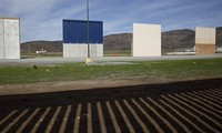 Le Pentagone débloque 1 milliard de dollars pour le mur de Trump