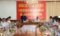 Vuong Dinh Huê: Hâu Giang devrait devenir une province développée dans les cinq années à venir