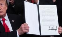 Donald Trump a signé le décret reconnaissant la souveraineté d'Israël sur le Golan
