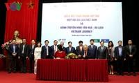Coopération entre Vietnam Journey et l'Association du tourisme du Vietnam
