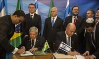 L'Autorité palestinienne proteste contre l'ouverture du bureau diplomatique du Brésil à Jérusalem