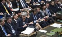 Brexit: Theresa May demande un nouveau report, «le plus court possible»