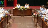 Vu Duc Dam à Quang Binh