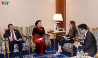 Promouvoir l'Assemblée nationale du Vietnam au sein des forum multilatéraux