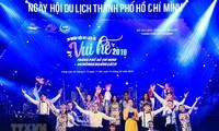 Ouverture de la fête touristique de Hô Chi Minh-ville