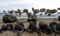 Pyongyang critique Séoul pour ses exercices militaires avec les États-Unis