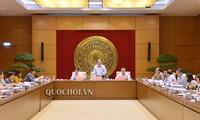 Assemblée nationale : 18e réunion de la commission juridique