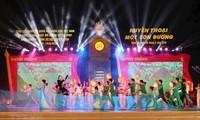 Célébrations des 60 ans de l'ouverture de la piste Hô Chi Minh