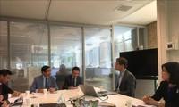 Une délégation de la Commission juridique de l'Assemblé nationale aux Pays-bas