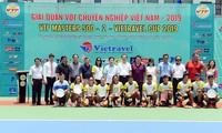 Clôture du tournoi de tennis professionnel Vietravel Cup 2019