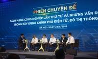 Nguyên Xuân Phuc plaide pour un nouveau cadre juridique pour l'industrie 4.0