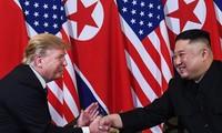 Pompeo espère reprendre les pourparlers avec Pyongyang
