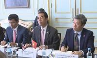 Septième dialogue stratégique Vietnam-Royaume-Uni