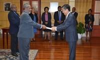La Papouasie-Nouvelle-Guinée apprécie sa coopération avec le Vietnam