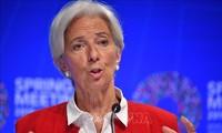 La démission de Christine Lagarde du FMI en vigueur le 12 septembre