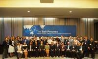 Réunion du groupe de travail du Processus de Bali sur le trafic d'êtres humains à Dà Nang