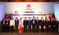 Huê accueille la conférence des ministres de l'Agriculture et de la Sylviculture de l'ASEAN