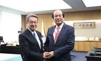 Tokyo aidera Hanoï à établir sa gouvernance électronique