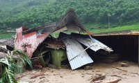 Un milliard de dôngs pour les sinistrés dans la province de Thanh Hoa