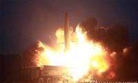 Pyongyang tire deux «projectiles non identifiés»