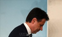 Italie : Giuseppe Conte démissionne