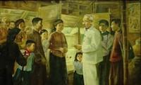 Exposition spéciale sur le Président Hô Chi Minh à Hanoï