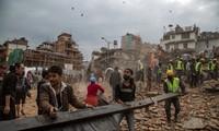 Непал прилагает усилия для ликвидации последствий землетрясения