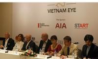 """""""Global Eye"""" содействует вьетнамским артистам в распространении современного искусства"""