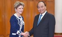 Премьер-министр Вьетнама принял госсекретаря Швейцарии