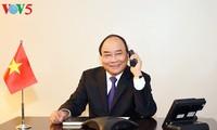 Нгуен Суан Фук провел телефонные разговоры с некоторыми американскими конгрессменами