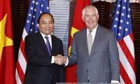 Нгуен Суан Фук присутствовал на приеме государственного уровня в США