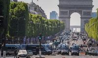 Во Франции задержали родственников мужчины, напавшего на жандармов