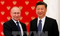 Руководители России и Китая договорились активизировать сотрудничество