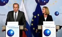 Федерика Могерини заявила о готовности ЕС налаживать контакты с Россией