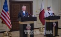 США и Франция прилагают усилия для поиска путей решения кризиса в Персидском заливе