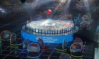 Вьетнам принял участие в открытии 19-го Всемирного фестиваля молодёжи и студентов