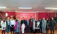 Представители вьетнамской диаспоры в Алжире встретили Традиционный новый год «Тэт»