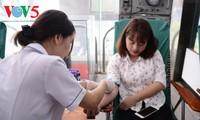 О волонтерском донорском движении во Вьетнаме