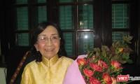 О женщине-ученой, профессоре Фам Тхи Чан Тяу