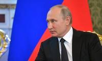 Путин встретится с главой МОК на финале ЧМ-2018