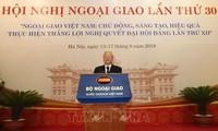 В Ханое открылась 30-я дипломатическая конференция