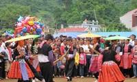 День независимости – встреча представителей народности Монг