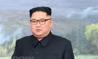 Ким Чен Ын выразил надежду на прогресс в переговорах о денуклеаризации Корейского полуострова с США