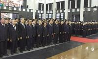 В Ханое прошла церемония прощания с президентом Вьетнама Чан Дай Куангом