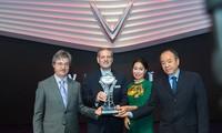Vinfast отмечен как «новая звезда» мировой автомобильной промышленности