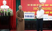 Во Вьетнаме прошли различные мероприятия, посвященные Дню ради малоимущих людей