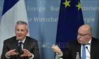 Германия и Франция предложили политику по развитию промышленности в Европе
